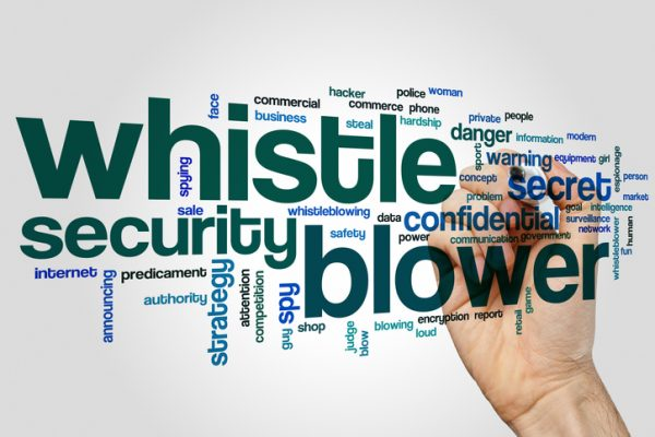 whistle blowing essays ia s new corruption whistle blowing policy is helping the applying game theory in economics essays