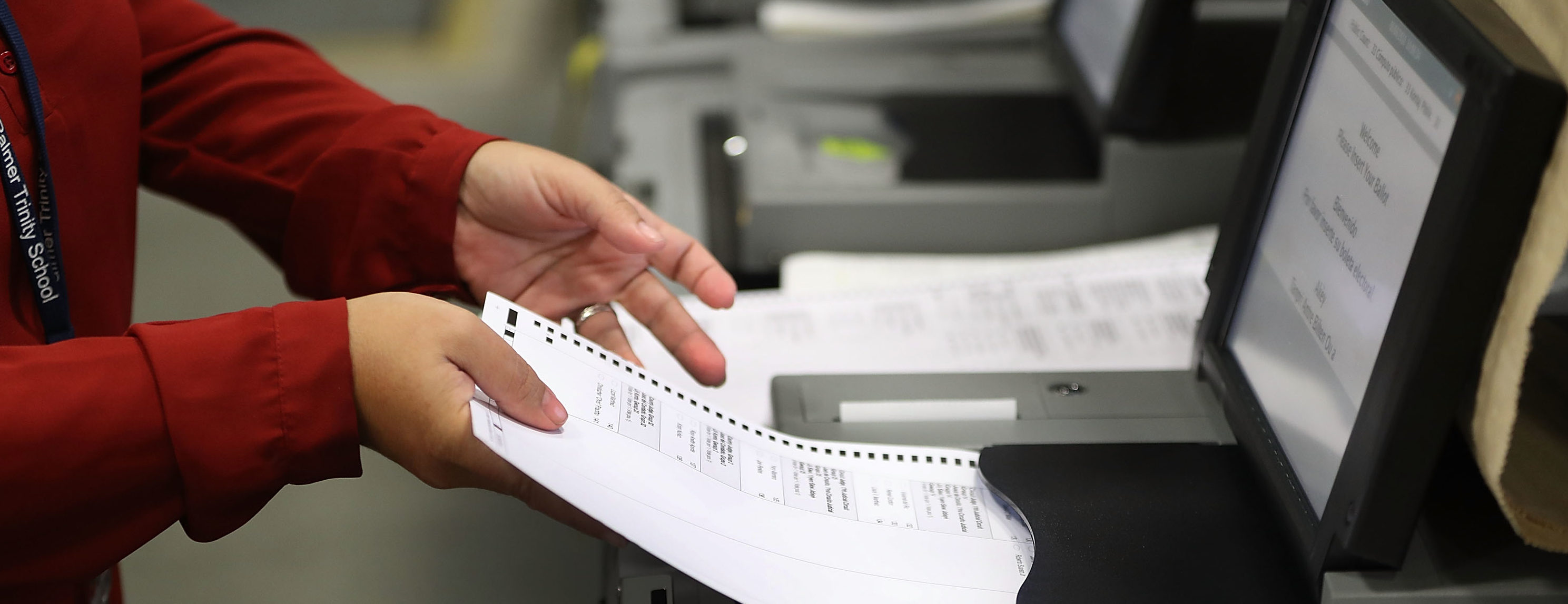 Election Security is an Immediate National Security Concern