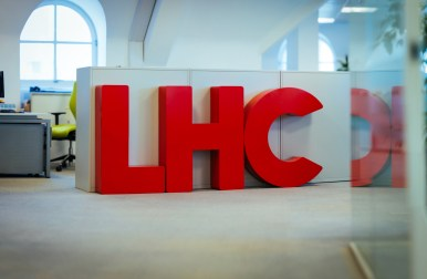 LHC London Office