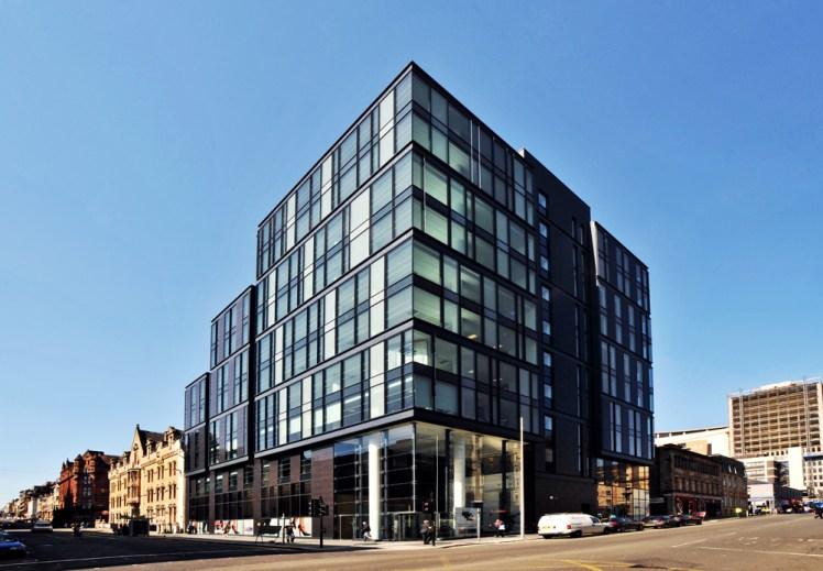 Renfield St, Glasgow.