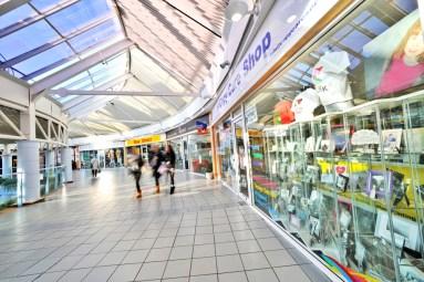 Shopping Centre.