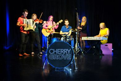 Cherry Grove band Photograph.