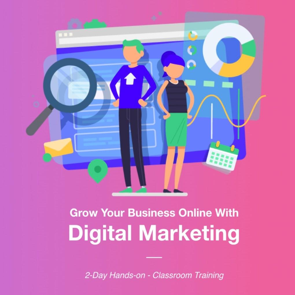 training workshop digital marketing malaysia offer