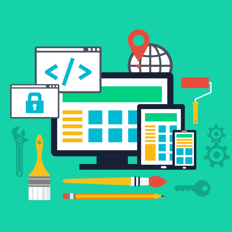 custom web design training website design in malaysia