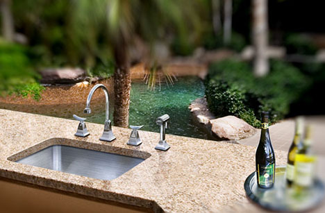 Outdoor Sinks for Patio Kitchens | Utility Sinks | Type ... on Outdoor Patio Sink id=89583