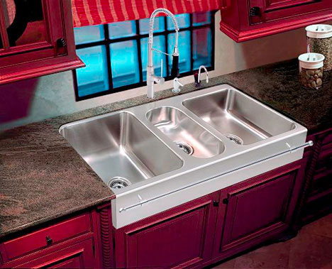 jubt 2041 a ts l stainless steel sinks and faucets by just