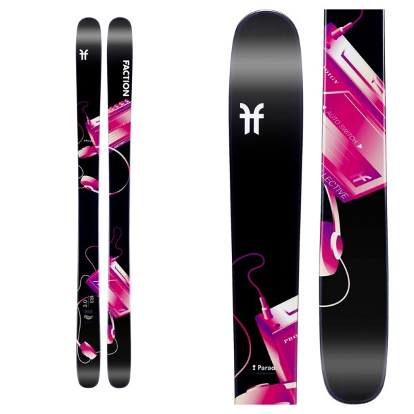 Faction Prodigy 3.0 Skis 2020