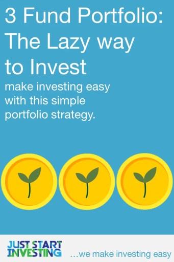 3 Fund Portfolio - Pinterest