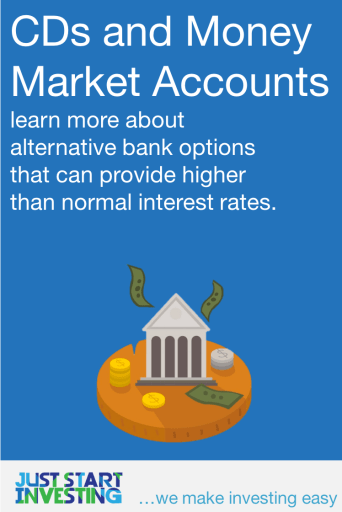 CDs and Money Market Accounts - Pinterest
