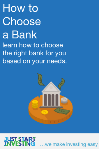 How to Choose a Bank - Pinterest