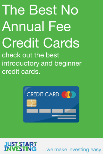 Best No Annual Fee Credit Card - Pinterest