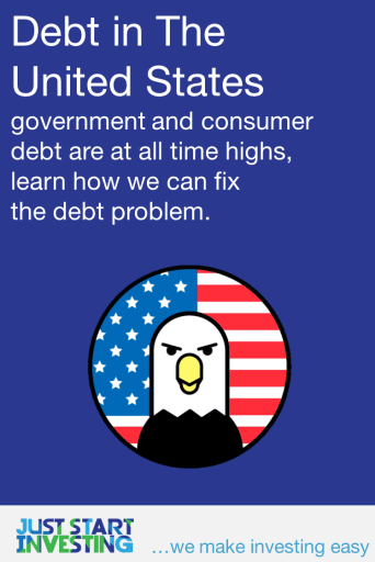 Debt in the United States - Pinterest