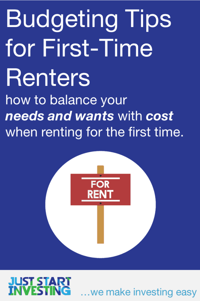 First-Time Renters - Pinterest