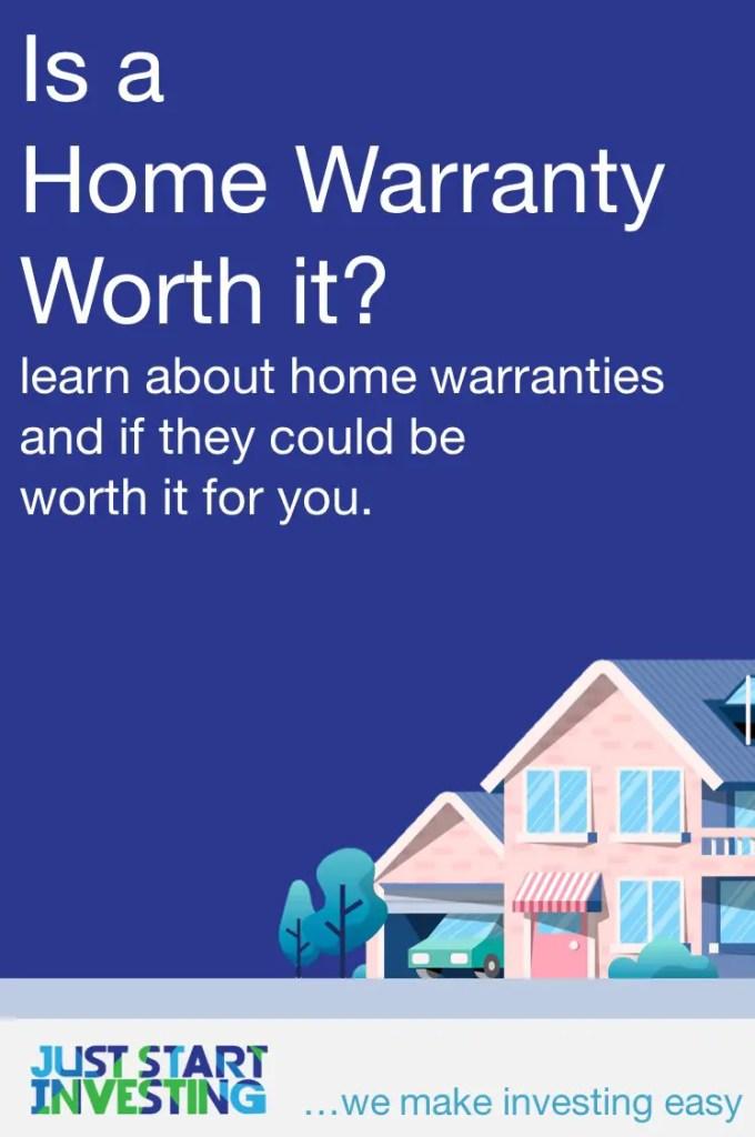Home Warranty Worth It - Pinterest