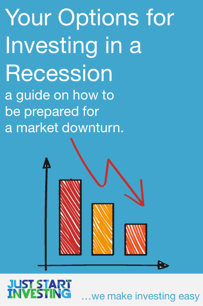 Investing in Recession - Pinterest