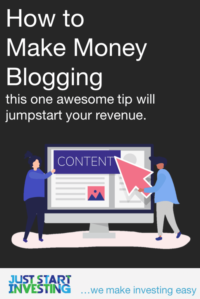 How to Make Money Blogging - Pinterest