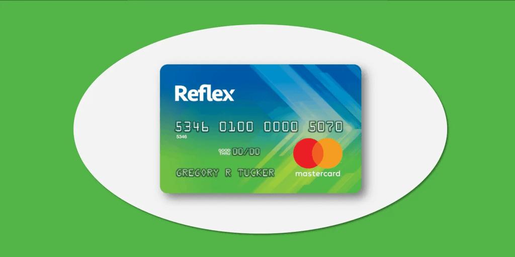 Reflex Credit Card - Feature