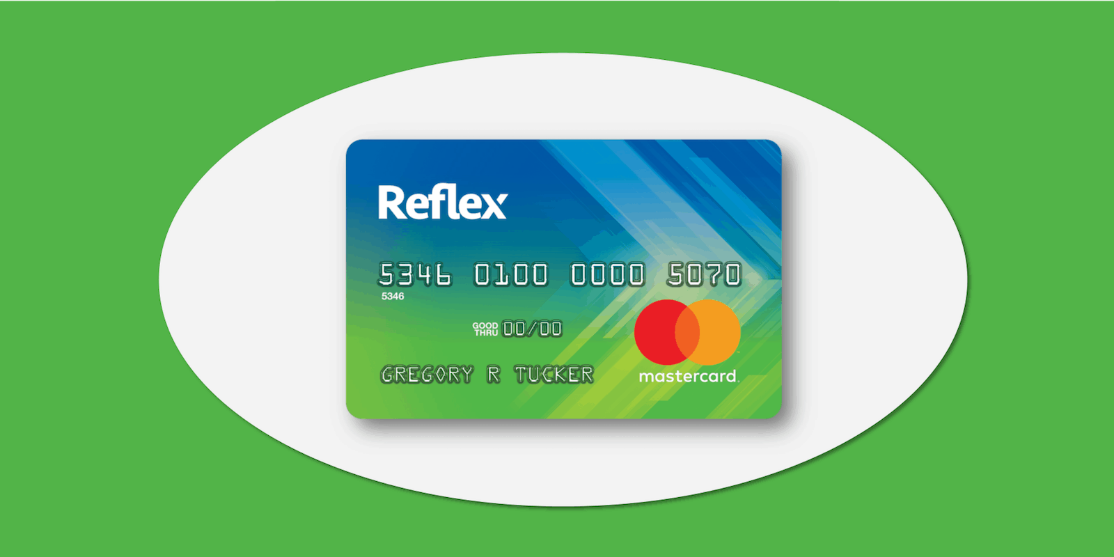 Reflex Credit Card - Feature