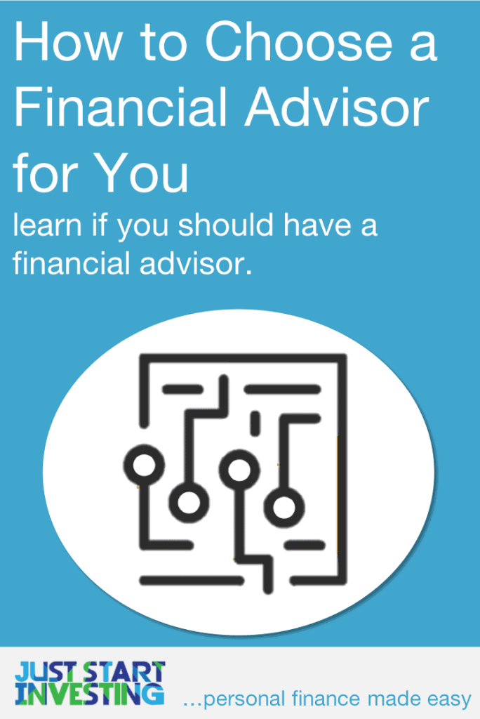 How to Choose a Financial Advisor - Pinterest