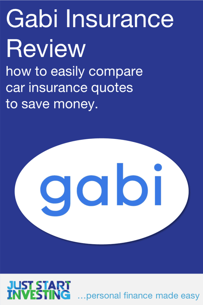 Gabi Insurance Review - Pinterest