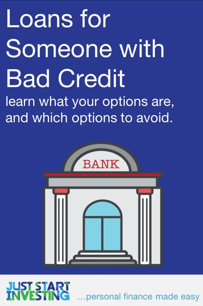 Loans for Bad Credit - Pinterest