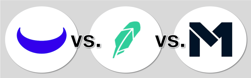 Webull vs Robinhood vs M1 Finance Comparison