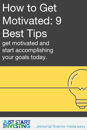 How to Get Motivated - Pinterest