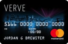 Verve Credit Card Overview
