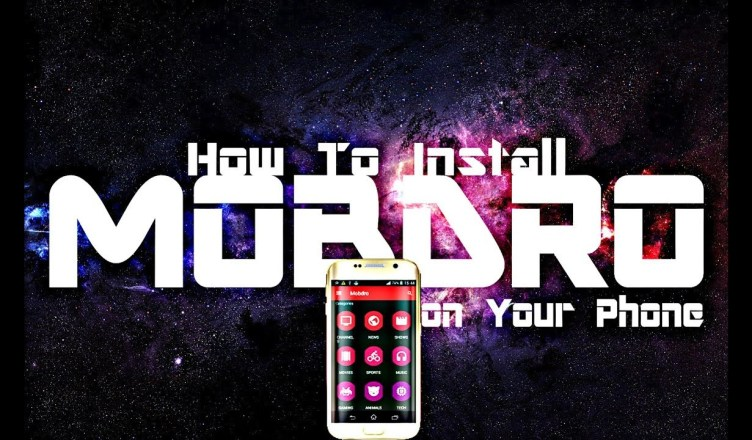 mobdro on android phone