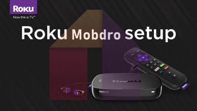 how to install mobdro on roku