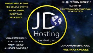JDhosting IPTV