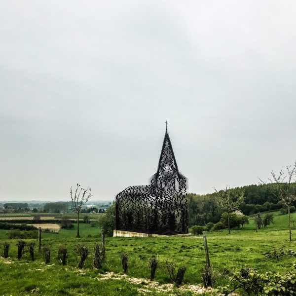 Belgium's Hidden Wonder: The See Through Church