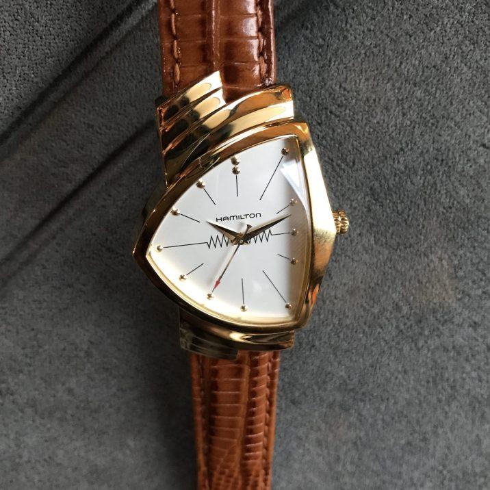 Hamilton Watches Celebrate Ventura Line