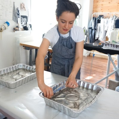 Marbling 101 with Toronto brand Spare Label