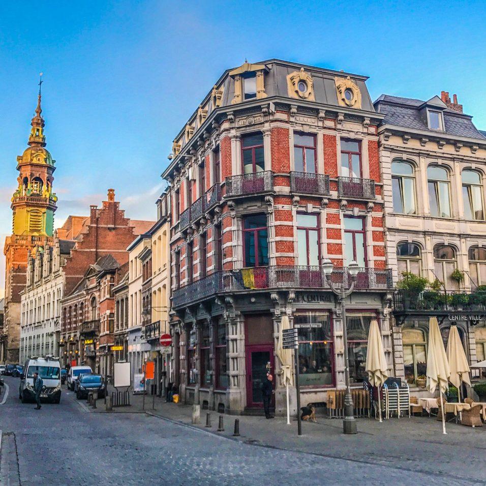 Travel Diary: Mons, Belgium