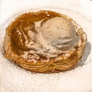 Atrio Restaurant - Conrad NYC - Dessert