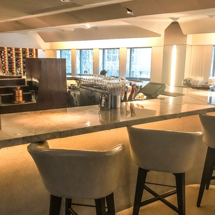 ATRIO Wine Bar & Restaurant: A Culinary Secret hidden inside CONRAD New York