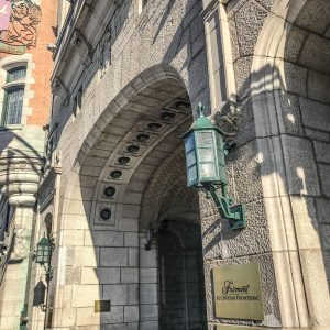 Fairmont Le Chateau Frontenac - Quebec City - Exterior