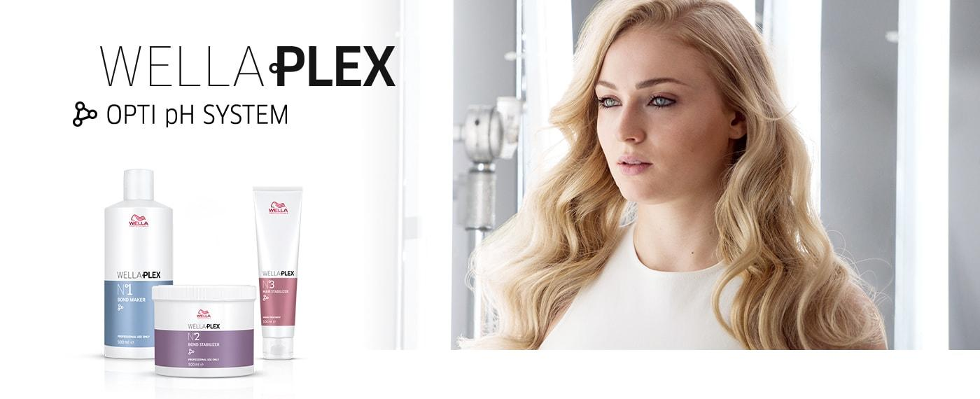 Healthy and Stylish Hair with WellaPlex