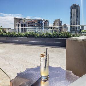 Ritz Carlton Residences Waikiki - Lychee Martini