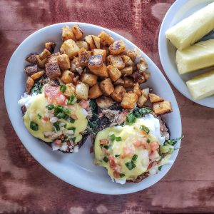 Eggs and Things - Hawaii - Oahu - Honolulu - Waikiki