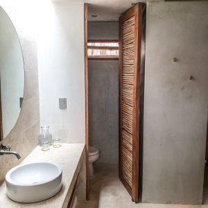 Acacia Jungle Bungalows Tulum - Bath