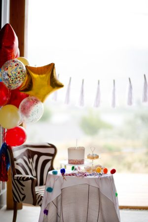 Tourism Kamloops - British Colombia - Blackbox Container Home - Paper Unicorn - Birthday - Party - Sultan Sandur