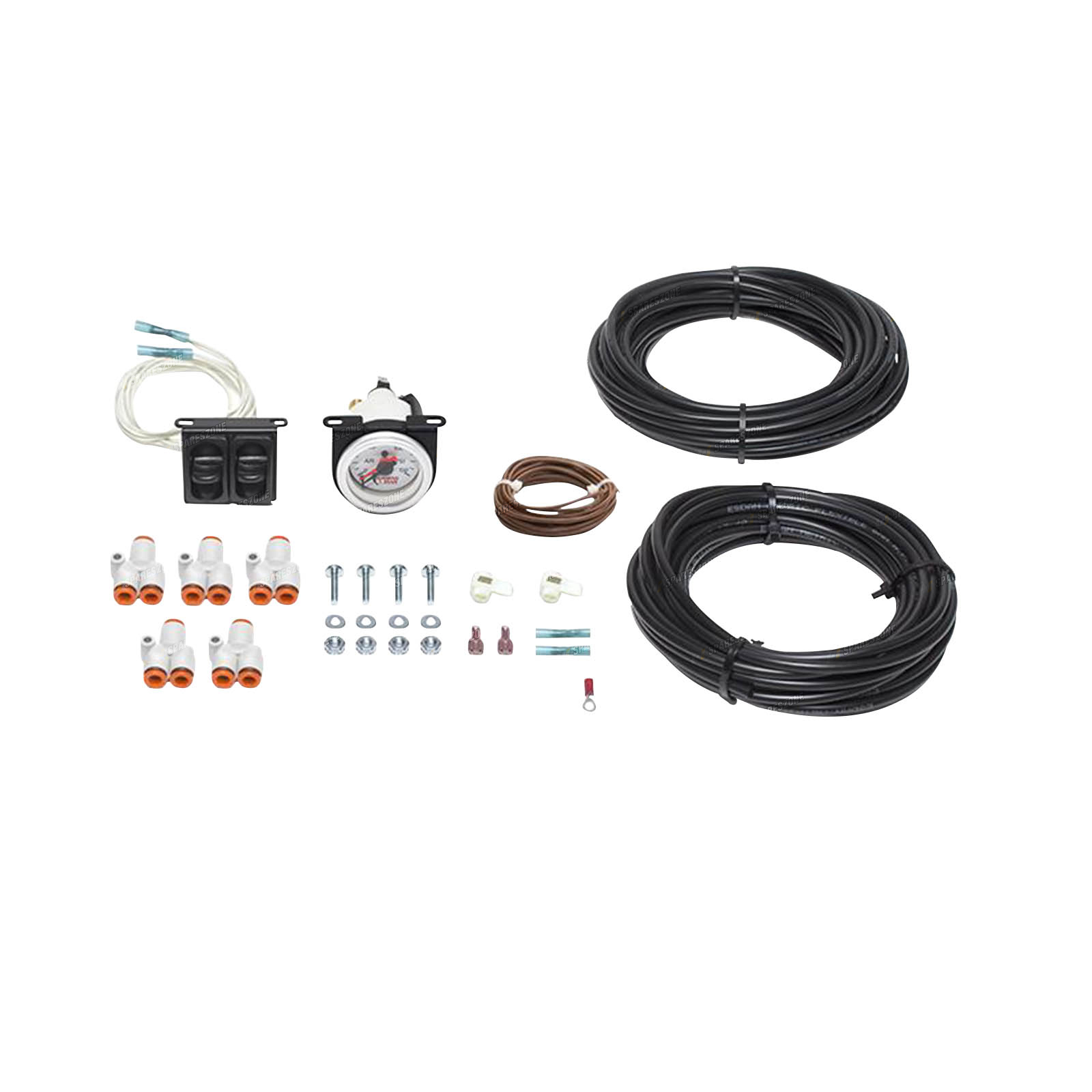Airbag Man Kit Dual Tyre Inflation And On Board Air