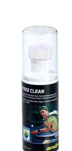 """Andro """"Free Clean"""" VOC free rubber cleaner 100ml"""