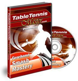 Table Tennis Master - Forehand Smash Mastery DVD