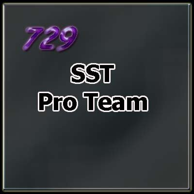 729 SST God Favored CHINA PRO TEAM