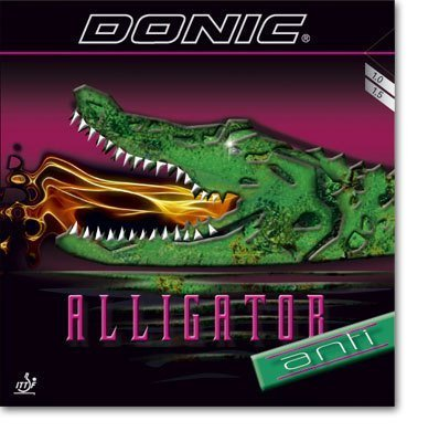 Donic Alligator Anti, Anti-Spin For All Rounder