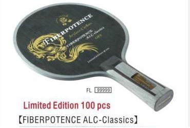Giant Dragon Fiberpotence ALC Classic - Limited edition, only 10