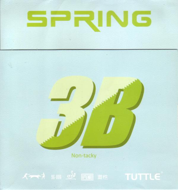 Tuttle Spring 3B  - Crystal Technology - Non Tacky
